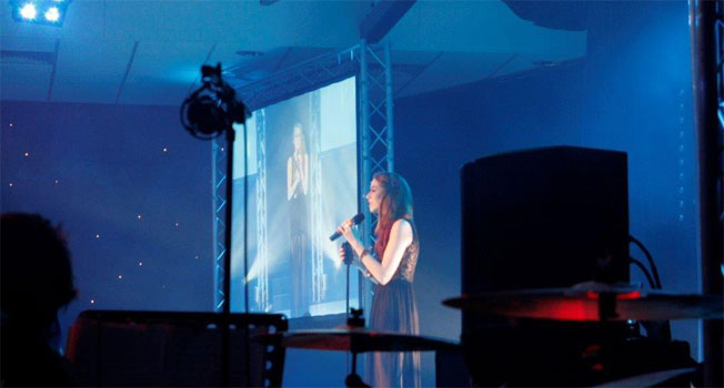 Professional PA System, Sound, Lighting, Stage & AV Hire for North Wales